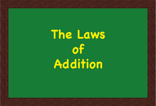 "Icon for ""Laws of Addition"" Discussion"