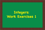 Work in comaring integers